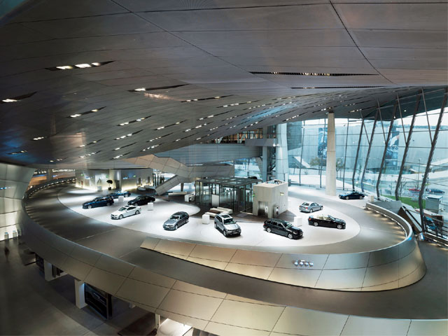 the new bmw welt features eurotuner magazine. Black Bedroom Furniture Sets. Home Design Ideas