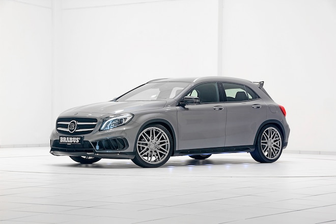 2015 Mercedes Benz GLA Class by Brabus