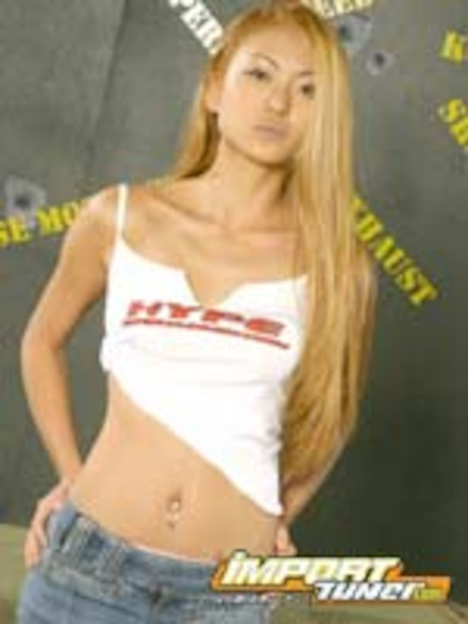Import Models Page 10 - The hottest import tuner girls on