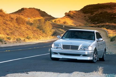 1999 Mercedes-Benz C-Class - Featured Custom Vehicles - Euro