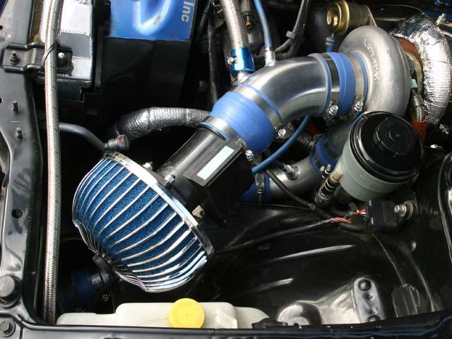 Custom GReddy Nissan 240SX Turbo Kit Dyno Testing - Turbo