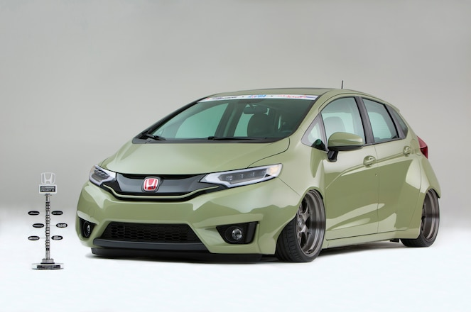 2015 Honda Fit by Kylie Tijin Special Edition