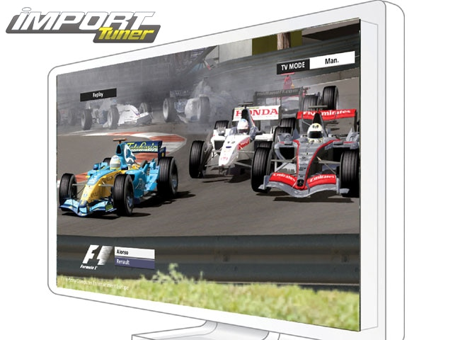Formula One: Championship Edition Game Review - Import Tuner