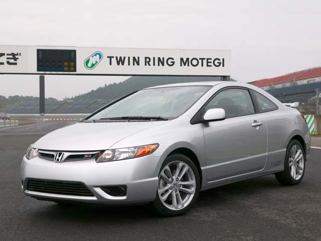 New 2006 Civic Si - Featured Cars - Honda Tuning Magazine