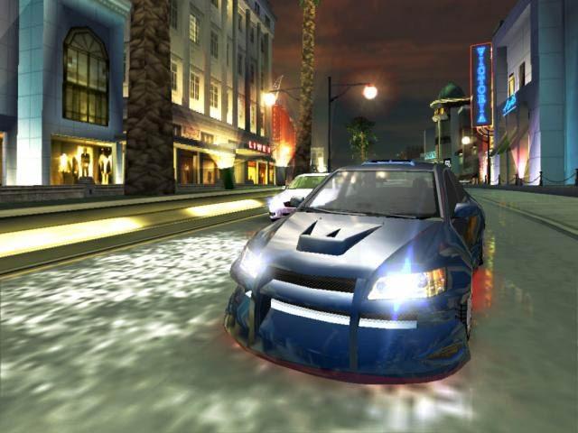 Need For Speed Underground 2 Features Honda Tuning Magazine