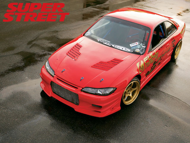 1998 Nissan 240SX - S14 Drift Car - Super Street Magazine