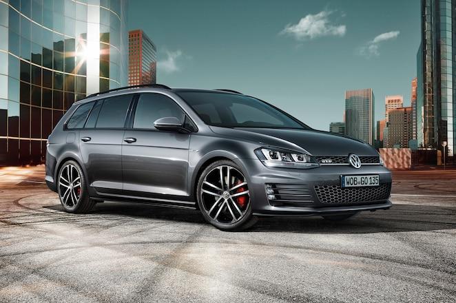Volkswagen Golf Gtd Estate 1