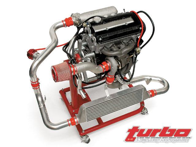 Honda Carb Legal Turbo Kits - Turbo Magazine