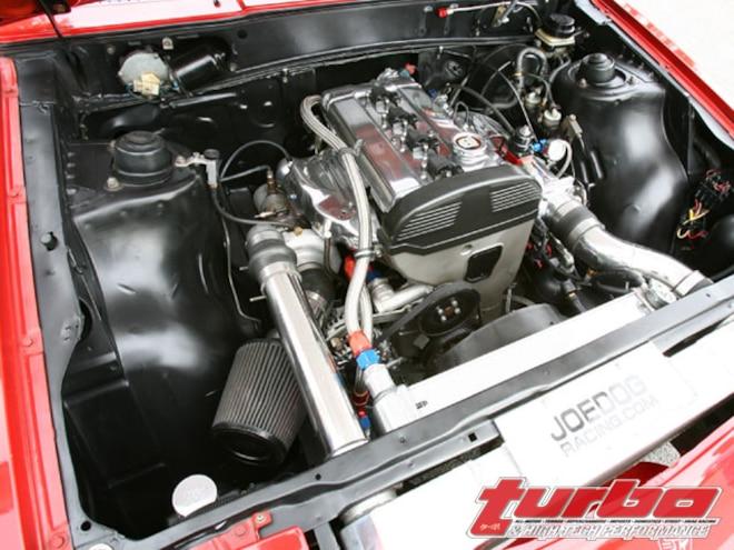 1987 Dodge Conquest TSI - Turbo Magazine