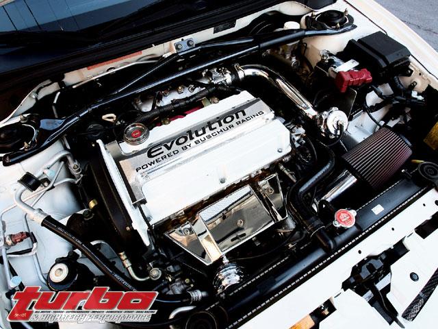 2004 Mitsubishi Evolution VIII - Turbo Magazine