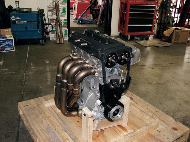High Horsepower Engine & Tranny Building - Pound For Pound