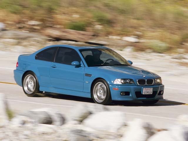 BMW E46 M3-Project Vehicle-European Car Magazine