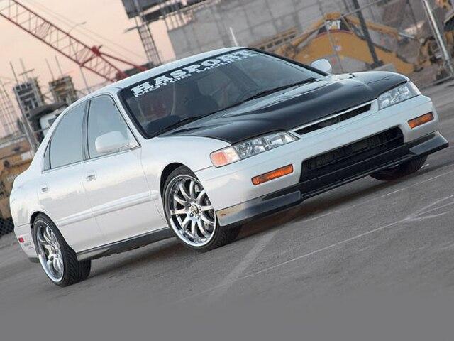 Honda Accord Engine Swap - Tech - Honda Tuning Magazine