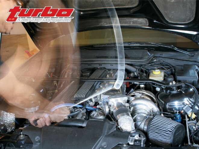 Knock Sensor Monitor - Turbo and High-Tech Performance Magazine