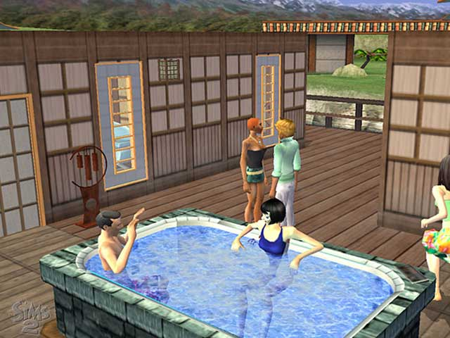 The Sims 2 - Video Game Review Photo & Image Gallery