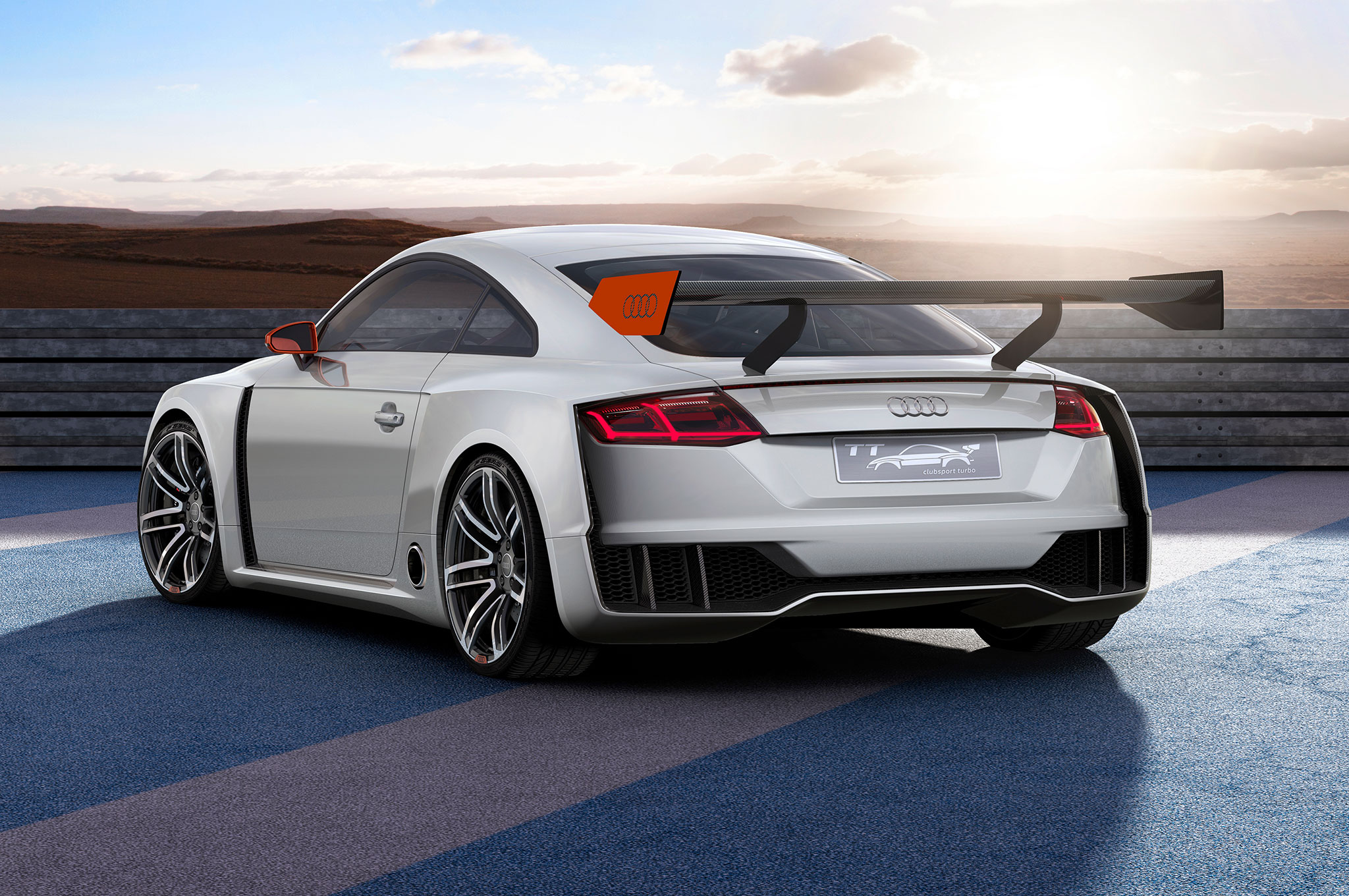 600hp Audi Tt Clubsport Turbo Unveiled