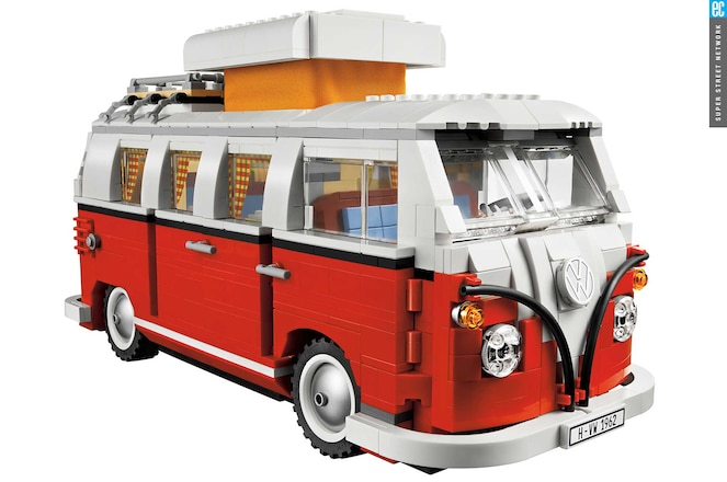2015 Holiday Gift Guide Lego Vw T1 Camper Van