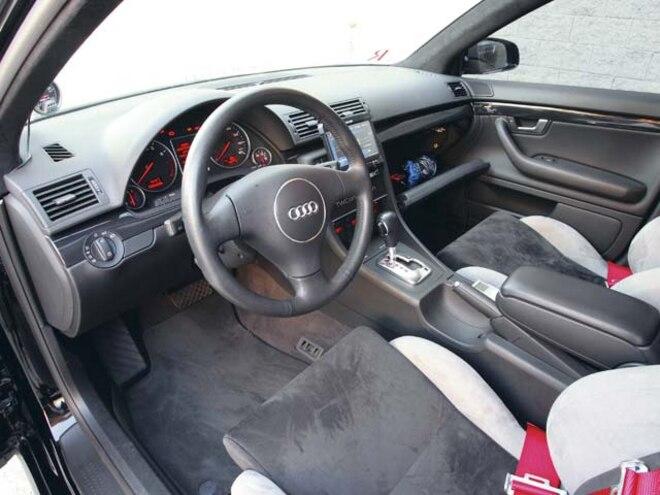 Top 10 Audi A4 Features - Eurotuner