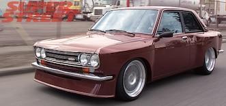 1972 Datsun 510 - Datsun Boys-Rockin'5-And-Dimes - Turbo