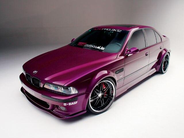 1999 BMW 540i - European Import Car - Eurotuner Magazine