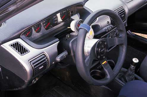 Import Cars featured - Customized 1996 Dodge Neon - Super