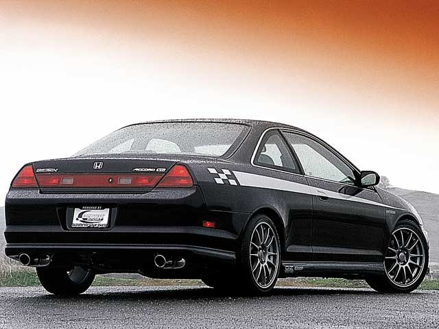 comptech supercharged accord v6 featured cars honda tuning magazine super street