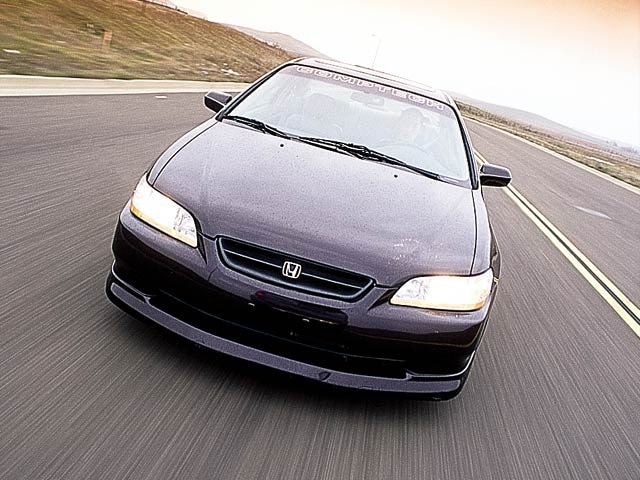 Comptech Supercharged Accord V6 - Featured Cars - Honda