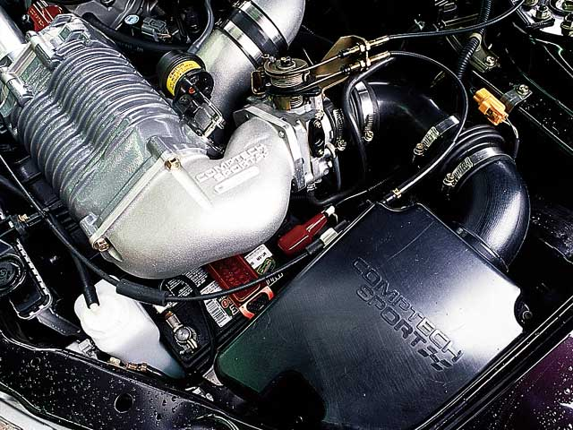 0205ht 05zoom Zoom Honda Accord V6 Coupe Engine Supercharger