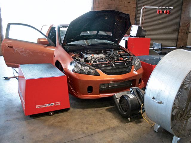 2005 Acura RSX Type-S - Honda Tuning
