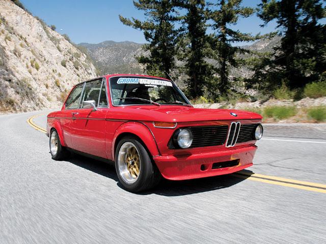 1969 BMW 2002 - Summer Of '69 - Eurotuner Magazine