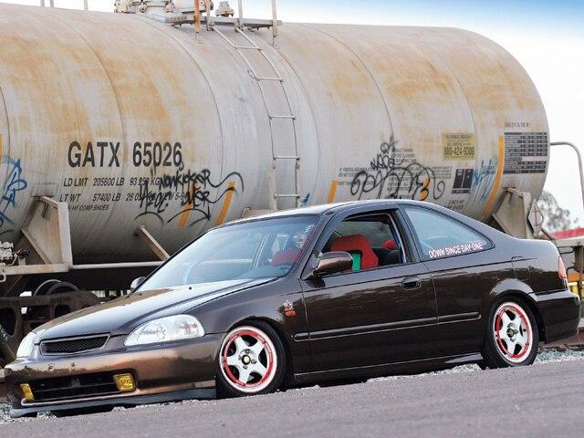 1997 Honda Civic Dx Features Honda Tuning Magazine