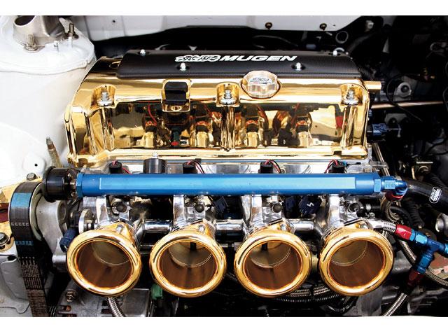 2004 Acura RSX Type S - Features - Honda Tuning Magazine | Acura Rsx Engine Bay Diagram |  | Super Street