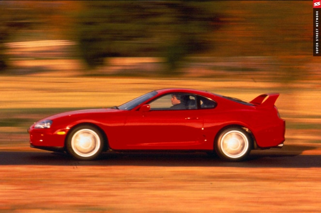 Facts And History About The Toyota Supra Mark Iv Supra