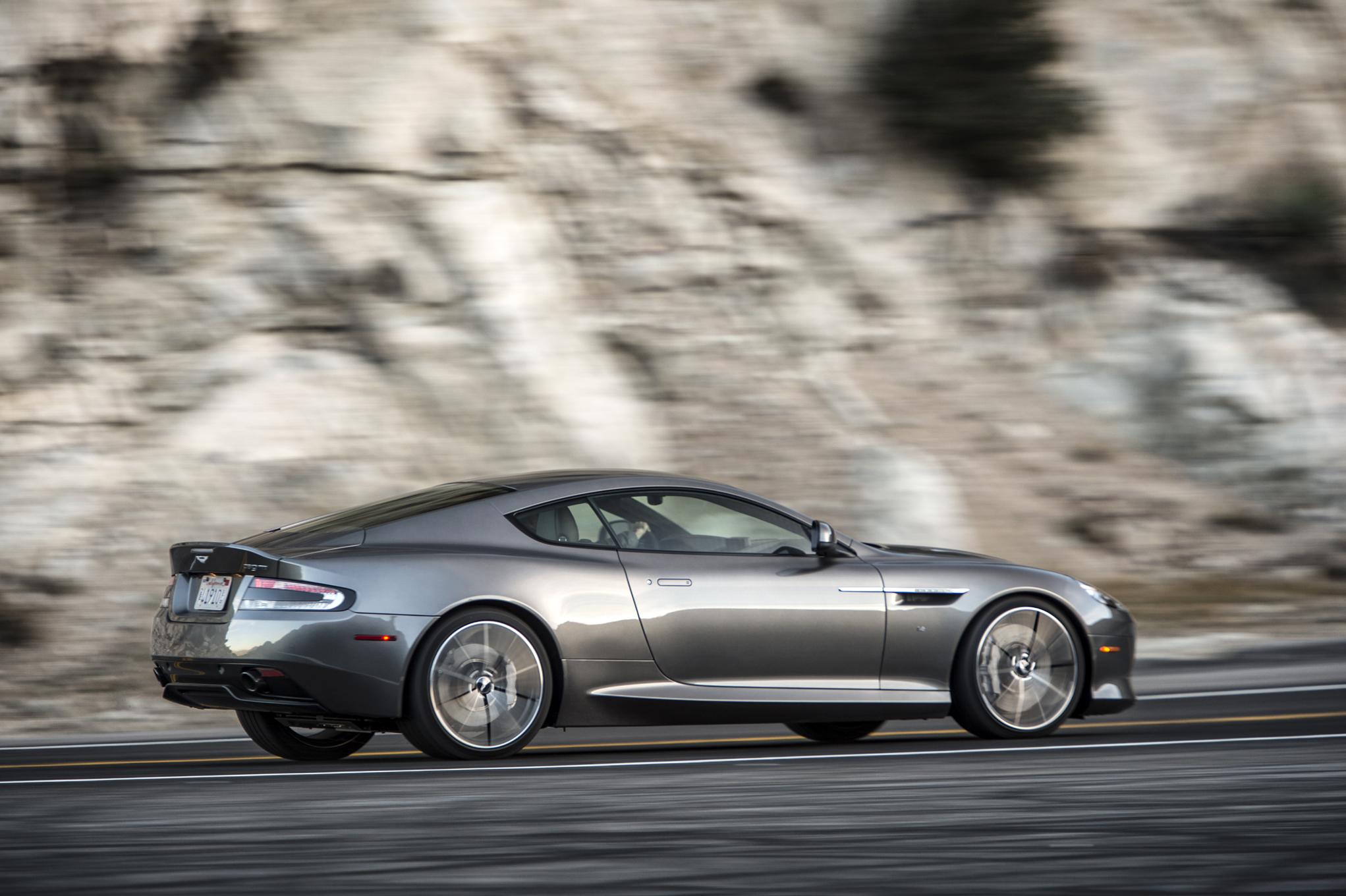 Watch Aston Martin Teases New Twin Turbo 5 2 Liter V 12