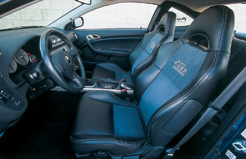 Import Cars featured - Acura Integra RSX HKS Import Car