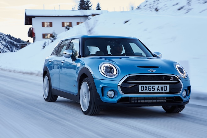 Mini Clubman News News Photos And Reviews