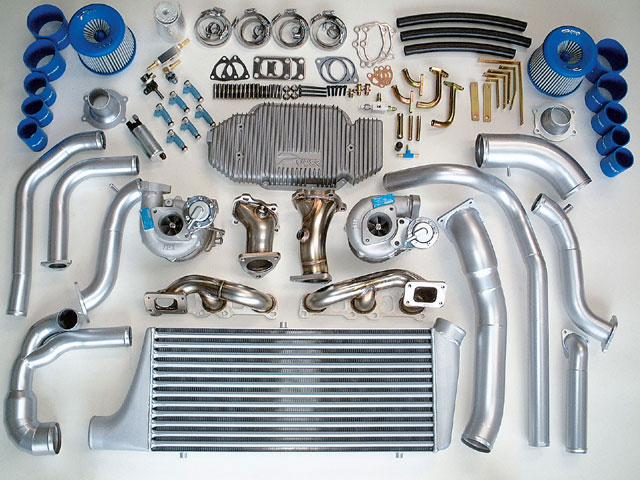 Nissan 350Z - Power Enterprise Twin-Turbo Kit - Turbo Magazine