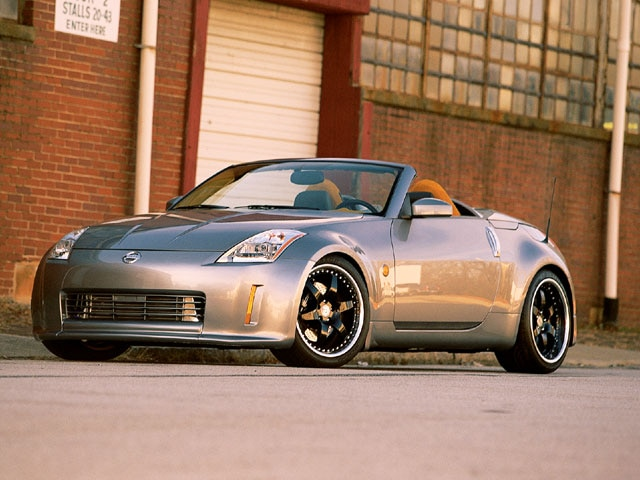 2004 Nissan 350Z Twin-Turbo - Tople Z 350 - Turbo Magazine