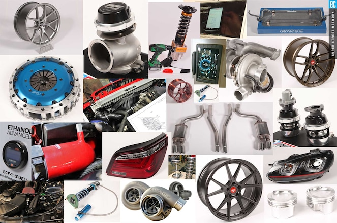 New Products From Sema 2015