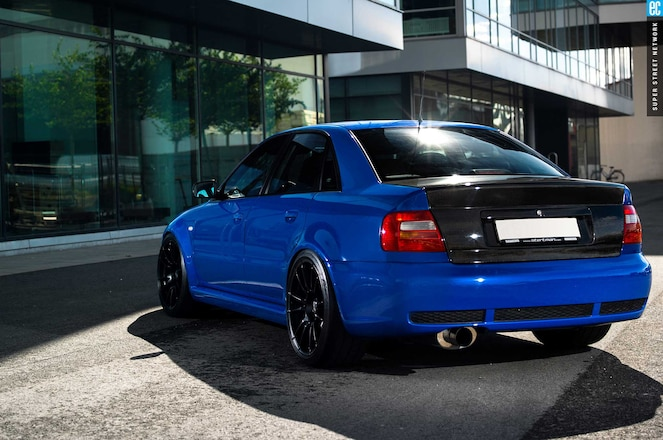 The Perfect Prototype - The Tuned RS4 Audi Never Made