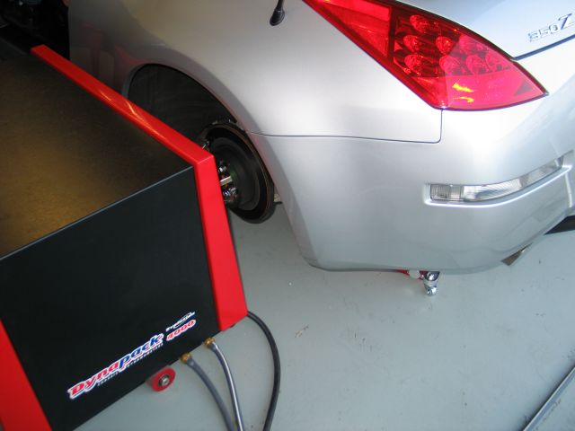 The All-Motor VQ35DE - Top Shop Challenge - Import Tuner