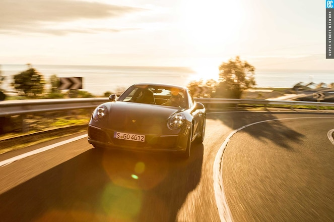 2016 Porsche 911 Carrera Coupe Front Bumper