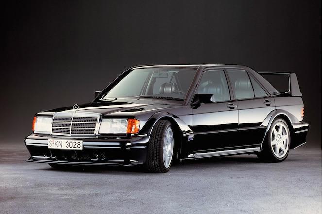 1990 Mercedes Benz 190 E