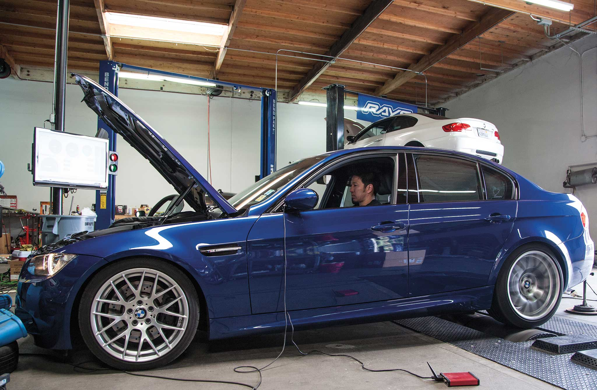 Budget E9x Bmw M3 Upgrades Part Ii