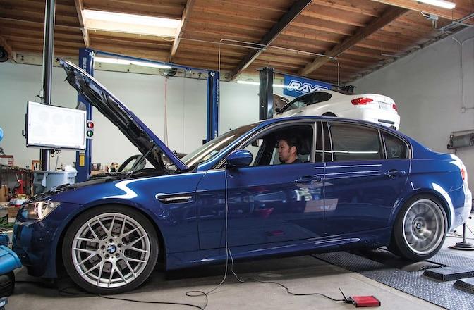 Budget E9x M3 Upgrades Part Ii Dyno Test