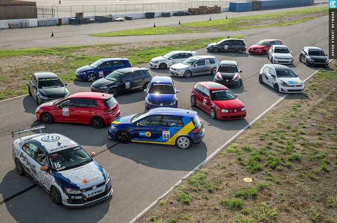 2015 European Car Continental Tire Tuner Gp