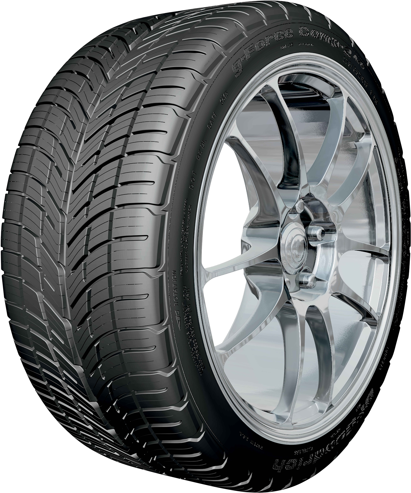 BFGoodrich G-Force Comp-2 A/S Tire Review