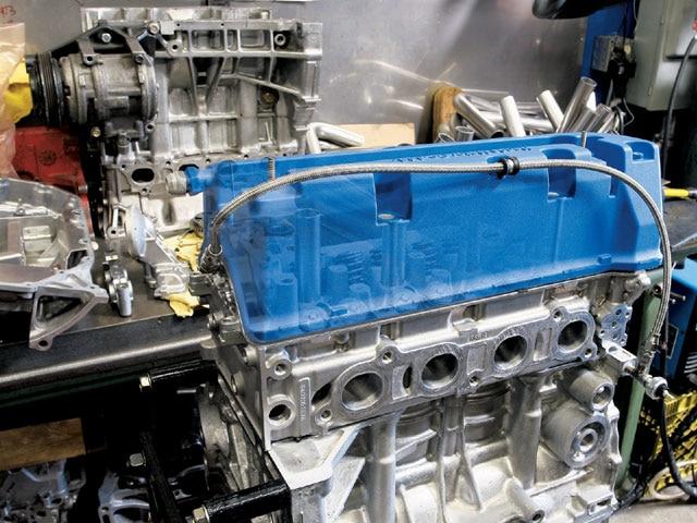 K-Series Oil System Upgrades - Under Pressure - Honda Tuning