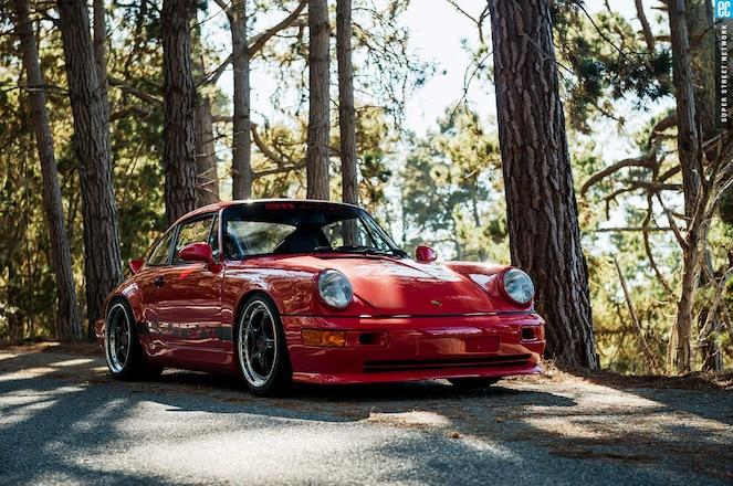 1989 Porsche Carrera 4 Rs Front Bumper