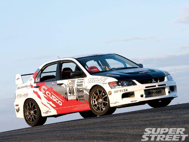 Mitsubishi Lancer Evolution 9 MR - Faster Facts - Super Street